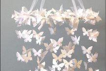 Motýli a věci pro Štěpu