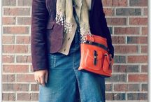 In the Closet: Librarian Style / Librarians are fashion savvy / by {Living Outside the Stacks}
