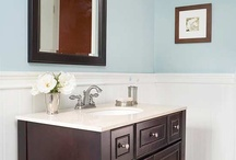 Bathroom remodel / by Aida Kutch
