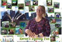 IDCM1802 Karen's Sydney Fun
