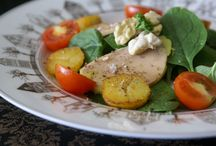 Salades composées / Recettes de salades composées