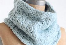 Knit Happens - Cowls and Scarves