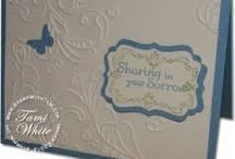 Four Frames Card Ideas / by Laurie Graham: Avon Rep