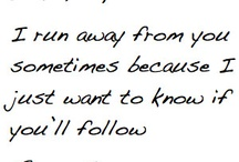 Quotes <3 / by Susana Alvarenga