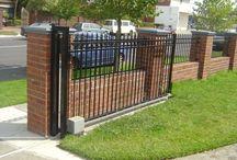 yard/fence