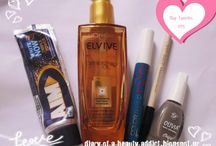 Favorites Beauty Products