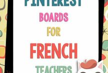Pinterest Boards for French