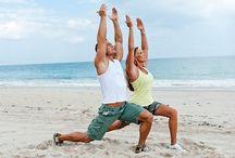yoga/ workouts