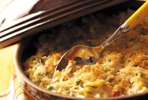 Casseroles / by Dolores Cantrell