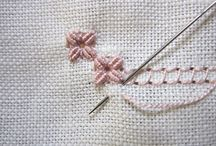 How to.. Cross Stitch