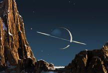 Space illustation