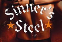 Sinner's Steel / Book 3 of the Sinner's Tribe Motorcycle Club Series