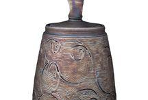 Urns / Handmade Ceramic Urns