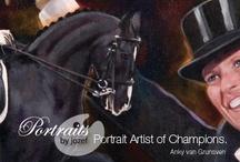 Portrait Artist of Champions