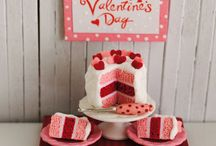 Valentine's Day  Treats & Decorations