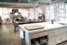 Open Plan Kitchen/Living