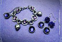 Set Bracelet + earrings