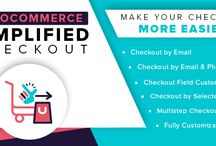 WooCommerce Simplified Checkout / #WooCommerce #Simplified #Checkout Extension allows users to easily order their products by Email or Phone number and by Email too.