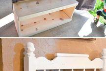 storage and furniture ideas