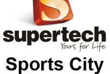 Supertech Sports City / Supertech Limited presents a new development 'Supertech Sports City' which is a space for rich livings. Supertech Limited, India's leading real estate developer was founded 25 years back in National Capital Region. The company was established under the leadership of Mr. R. K. Arora. The Supertech Construction Pvt. Ltd. offers luxurious housing apartments at reasonable prices.