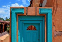 Doors from Central America