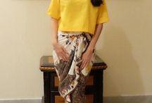 Batik Inspirations