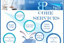 Bizspoint services / Bizs Point IT Solution Pvt Ltd provides various services such as web designing, SEO , graphic designing and much more .