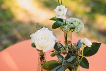 Pretty Pastel Weddings / We love pastel palettes - so dreamy and fun!