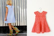 Children's sewing / Sewing patterns
