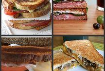 Sandwiches / by Nancy Etoll