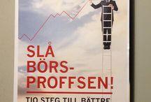 Slå Börsproffsen! / Min bok om aktieinvesteringar kommer på Ekerlids förlag september 2015