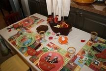 Thanksgiving / by Alisha Minor