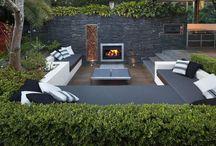 Garden - Sunken / Firepit