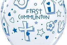 Ry's First Communion