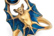 SIMPLY BATS / We seem to have a fascination with bats, whether iconic, decorative or other...