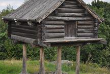 Timmerstugor log cabins