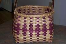 creations --- my baskets / by Pamela Knowles