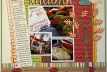Scrapbooking Fall / by Evie Leaders