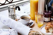 Tray breakfast