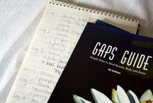 Recipes for GAPS