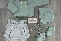 Baby Knits Ideas