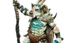 Warhammer Fantasy - Beastmen