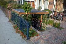 ➕ STYLEGUIDE: garden / Voortuin fietsen