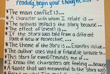 Reading Response / by Amy Colvin