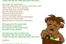 K3 Teddy Bear Picnic / by Laura Wright