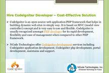 Hire Codeigniter Developer – Cost-Effective Solution