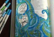 Isaiah Bible Journaling