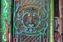 Doors, Gates, Entryways, Windows and Fences / by Karen Ouzts