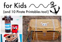Twins pirate party