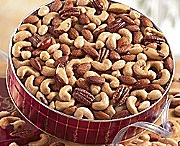 Nuts about Nuts! / Almonds, Pistachios, Pecans, or Cashews- whatever your favorites might be, a tin is sure to make you and everyone else happy! Follow Swiss Colony to see what's new. / by The Swiss Colony